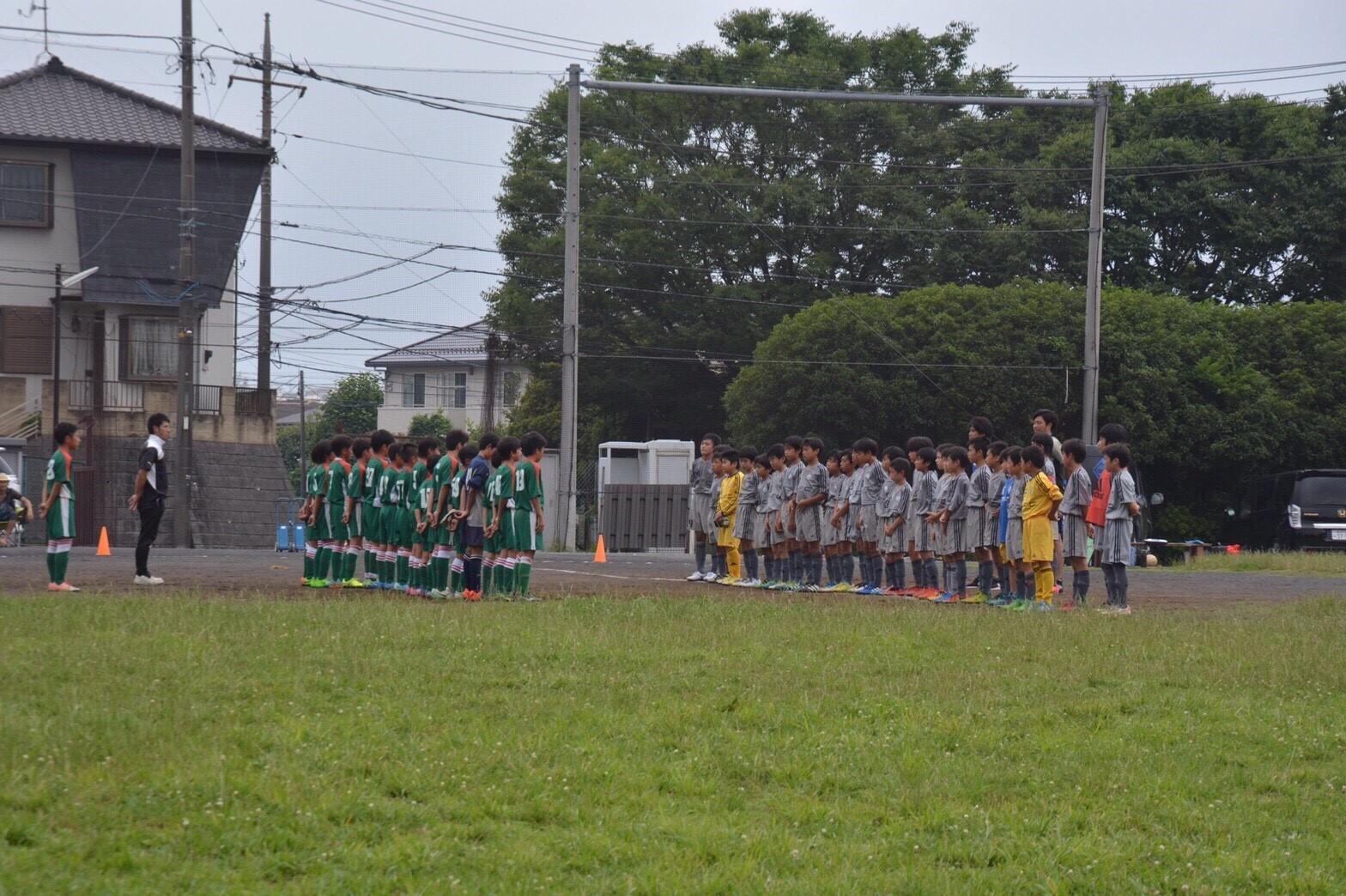7月1日(土) U-12 横浜ユナイテッドTM