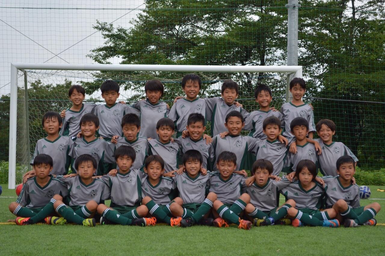 2015年度夏期合宿(U-10)