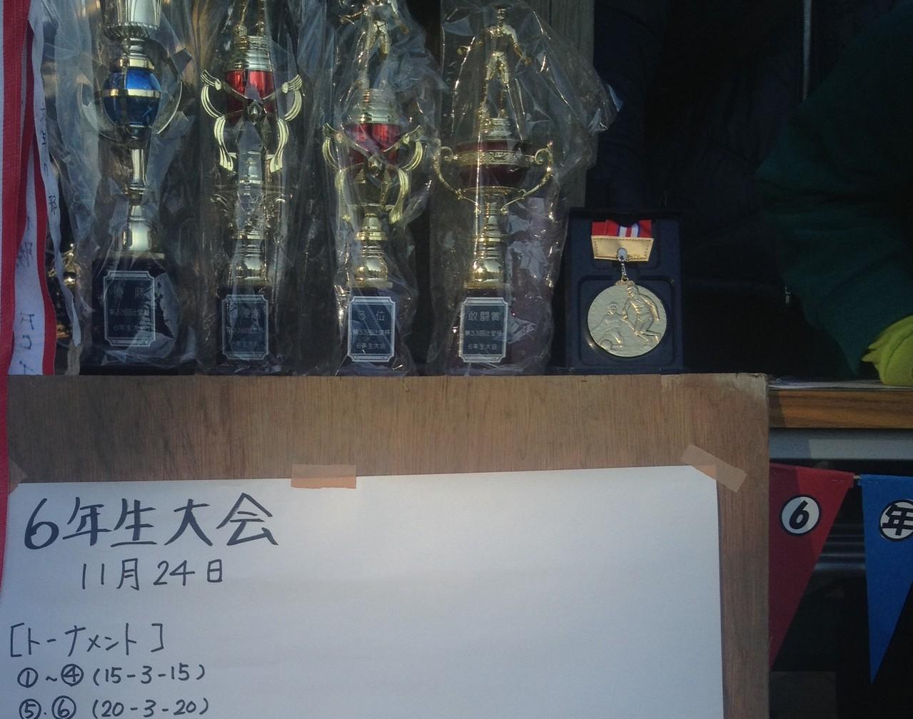 辻堂杯 U-12(6年生)