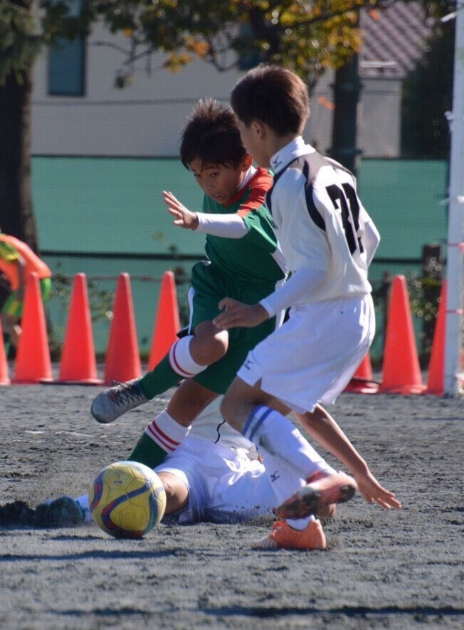 11/12 U-11 KTSリーグ