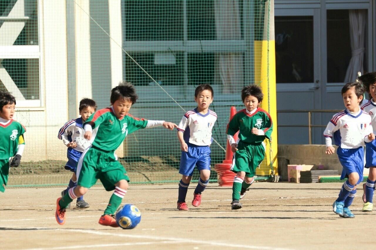 三浦半島大会U-7(1年生)