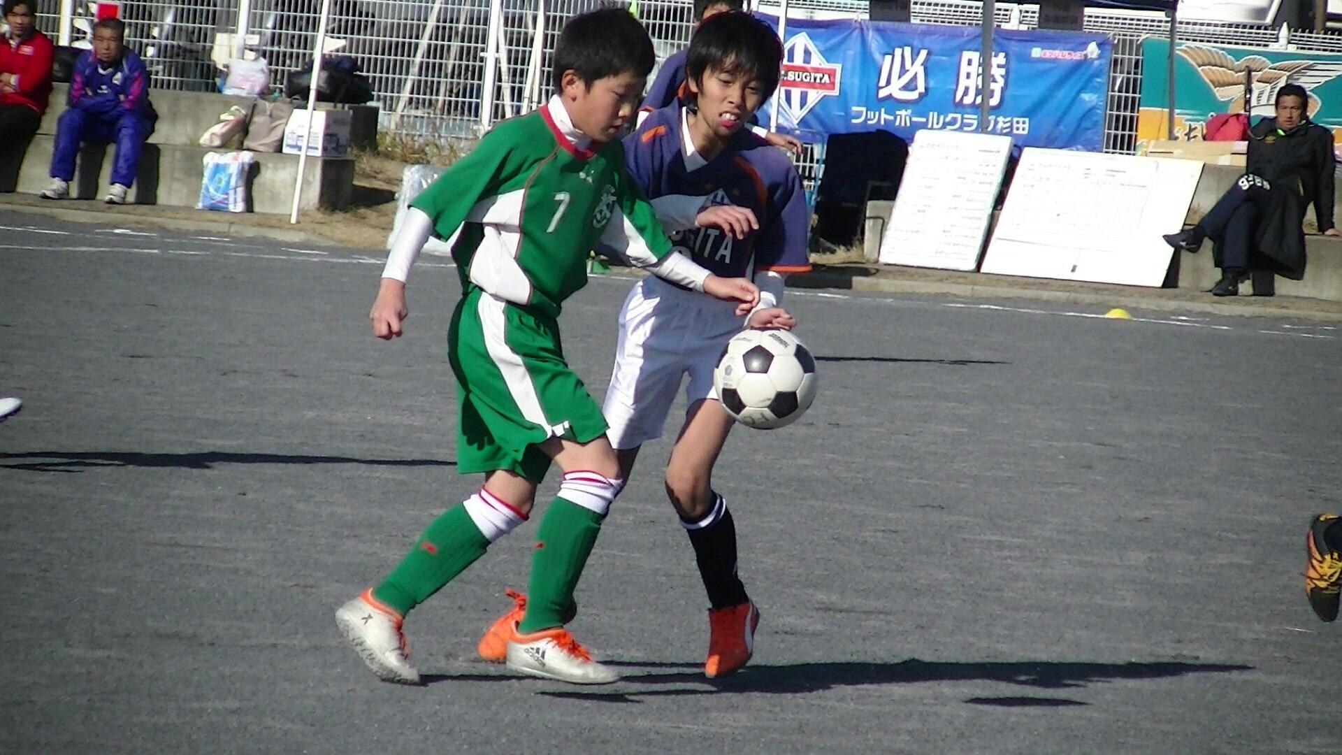 12/3 U-12 杉田カップ