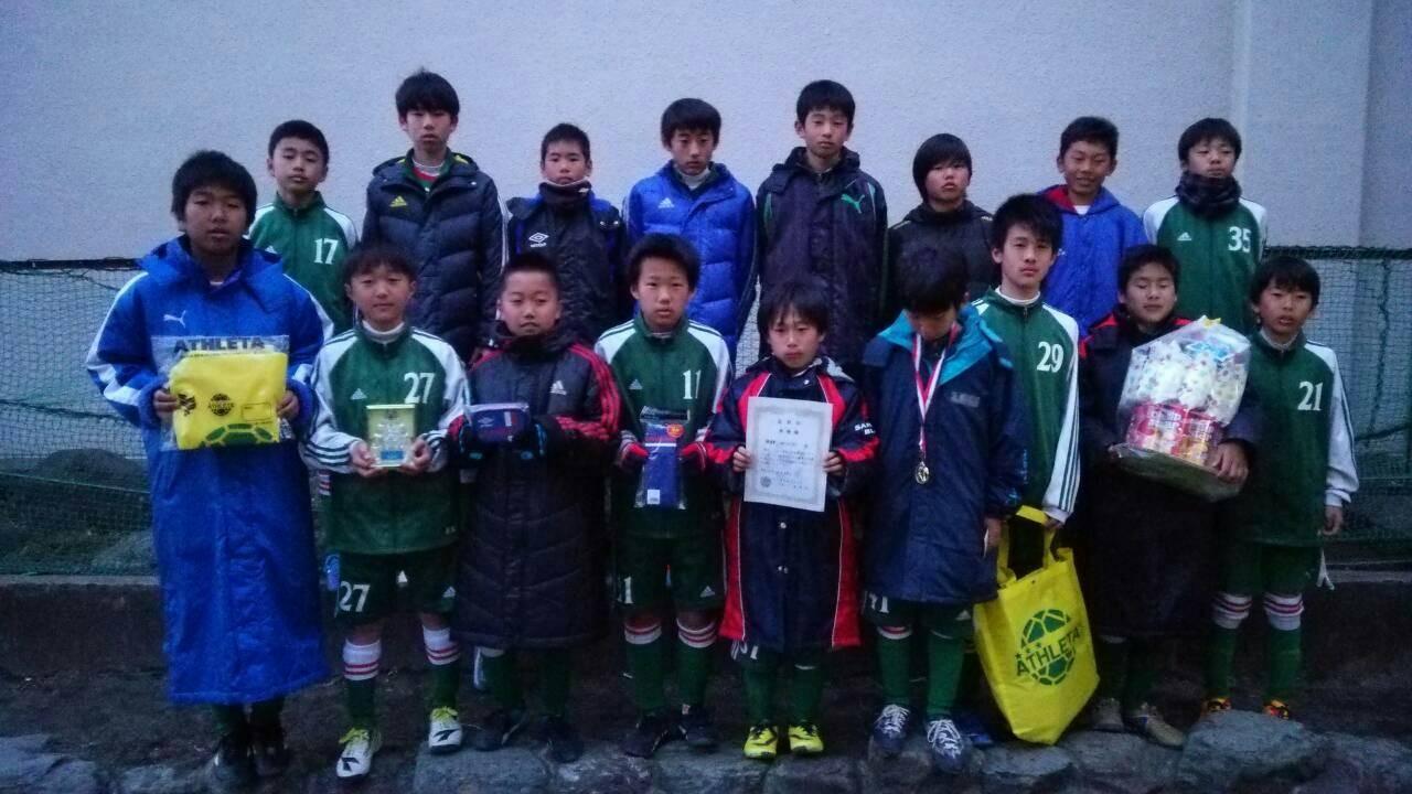 ペガサスカップ U-12(6年生)