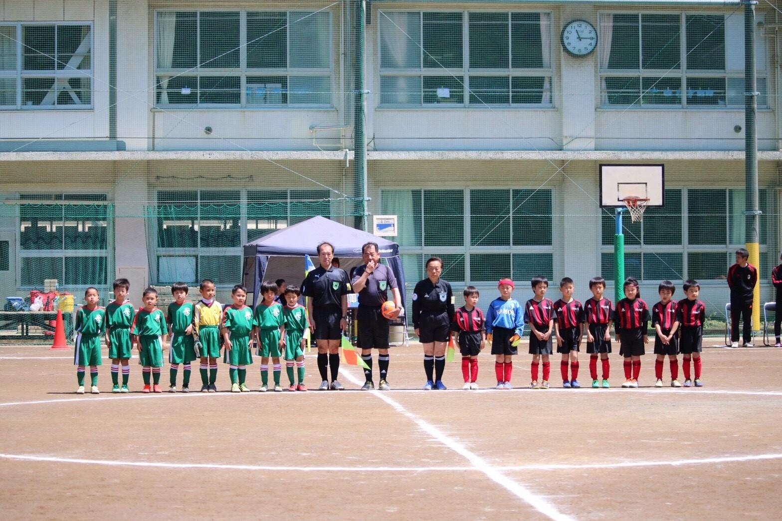 4月23日(日) U-8 ライオンズカップ