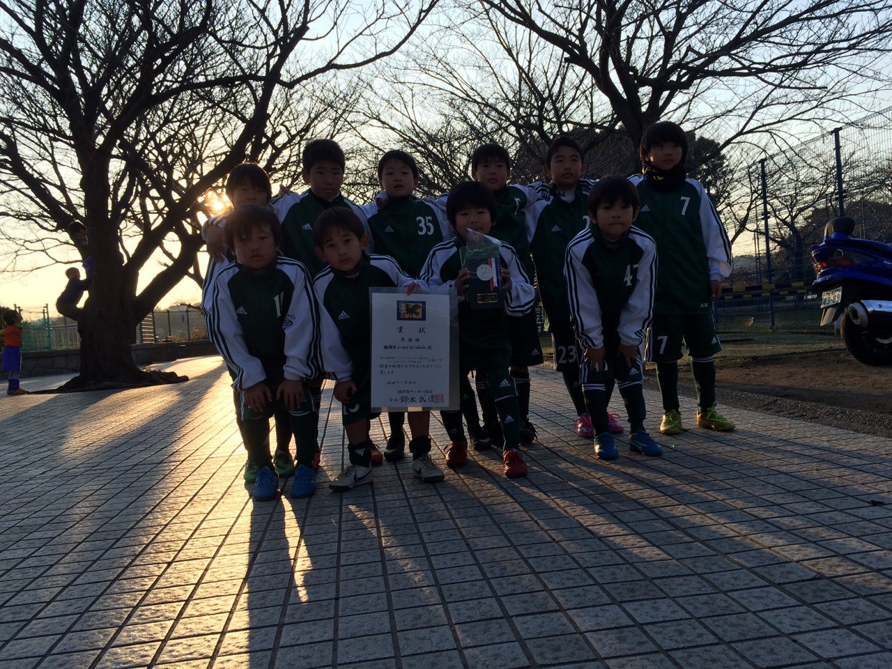 チャンピオンズカップ U-9verde(3年生)