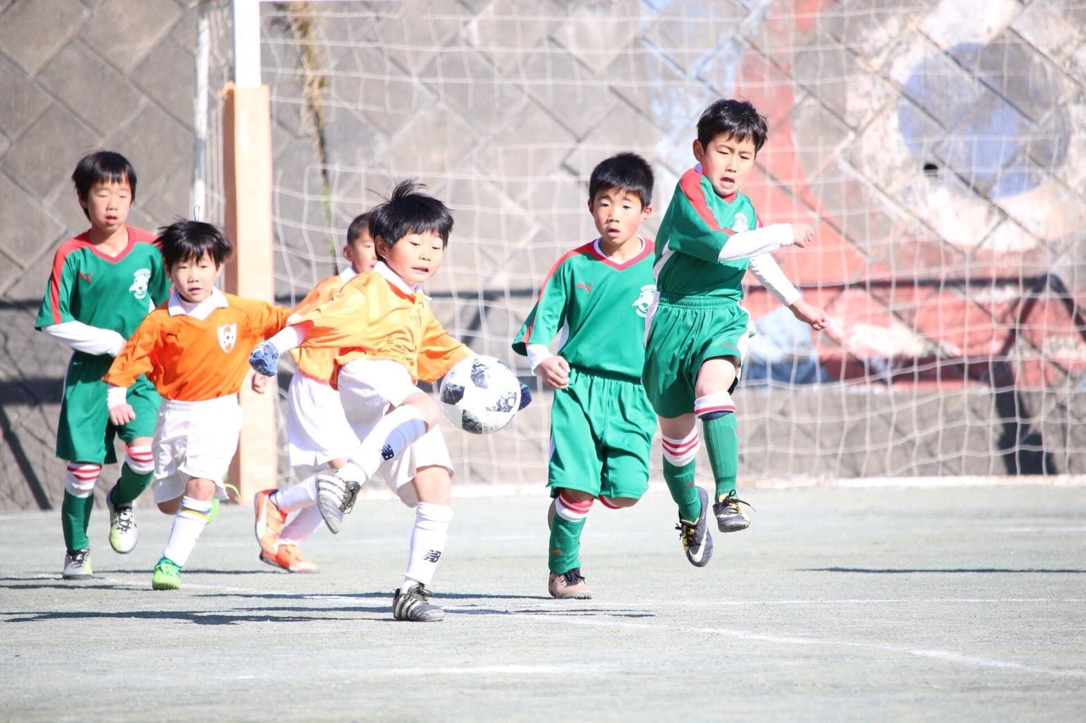 1月27日(土) U-8 三浦半島大会