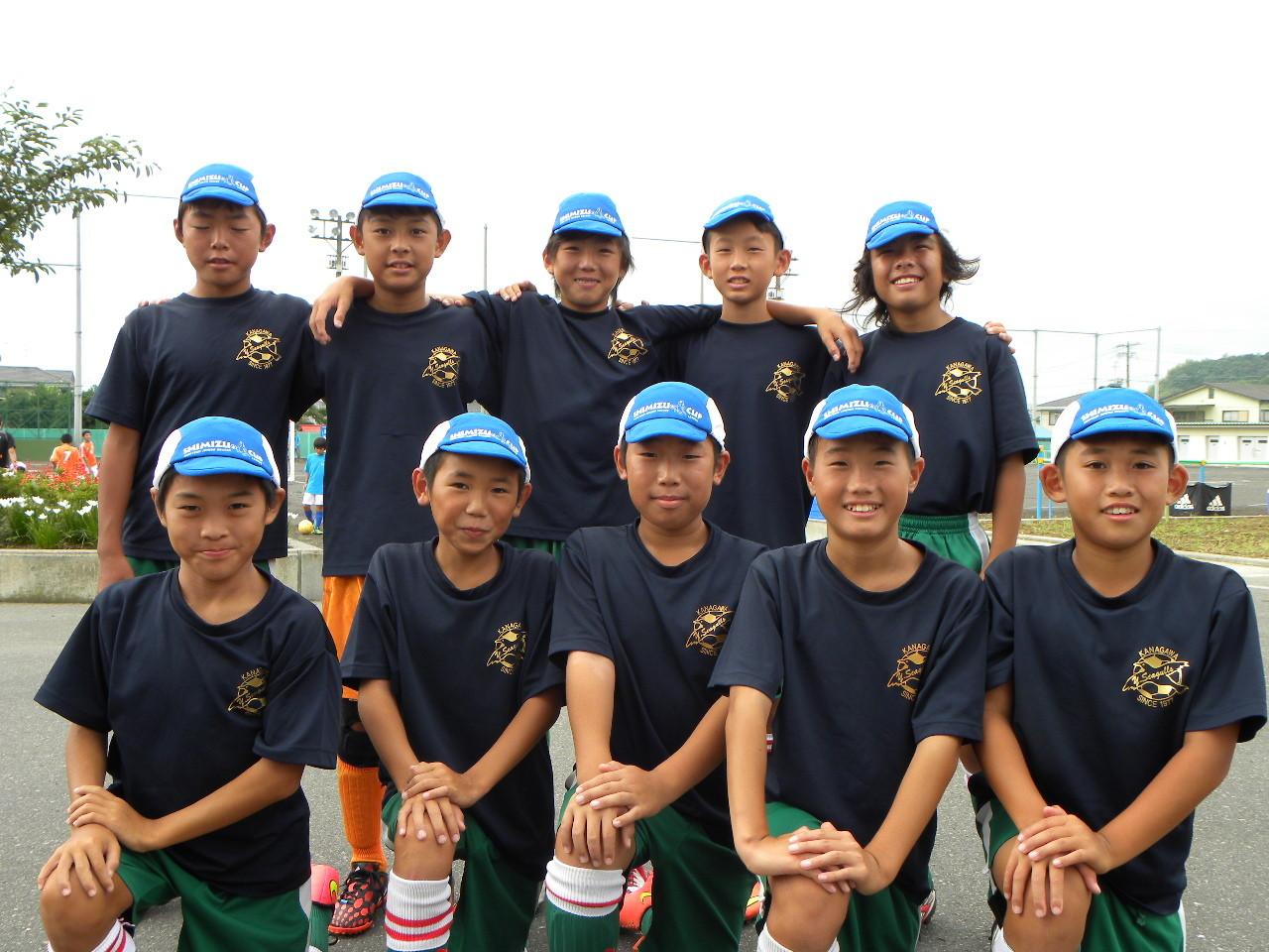 清水カップ U-12Green(6年生)