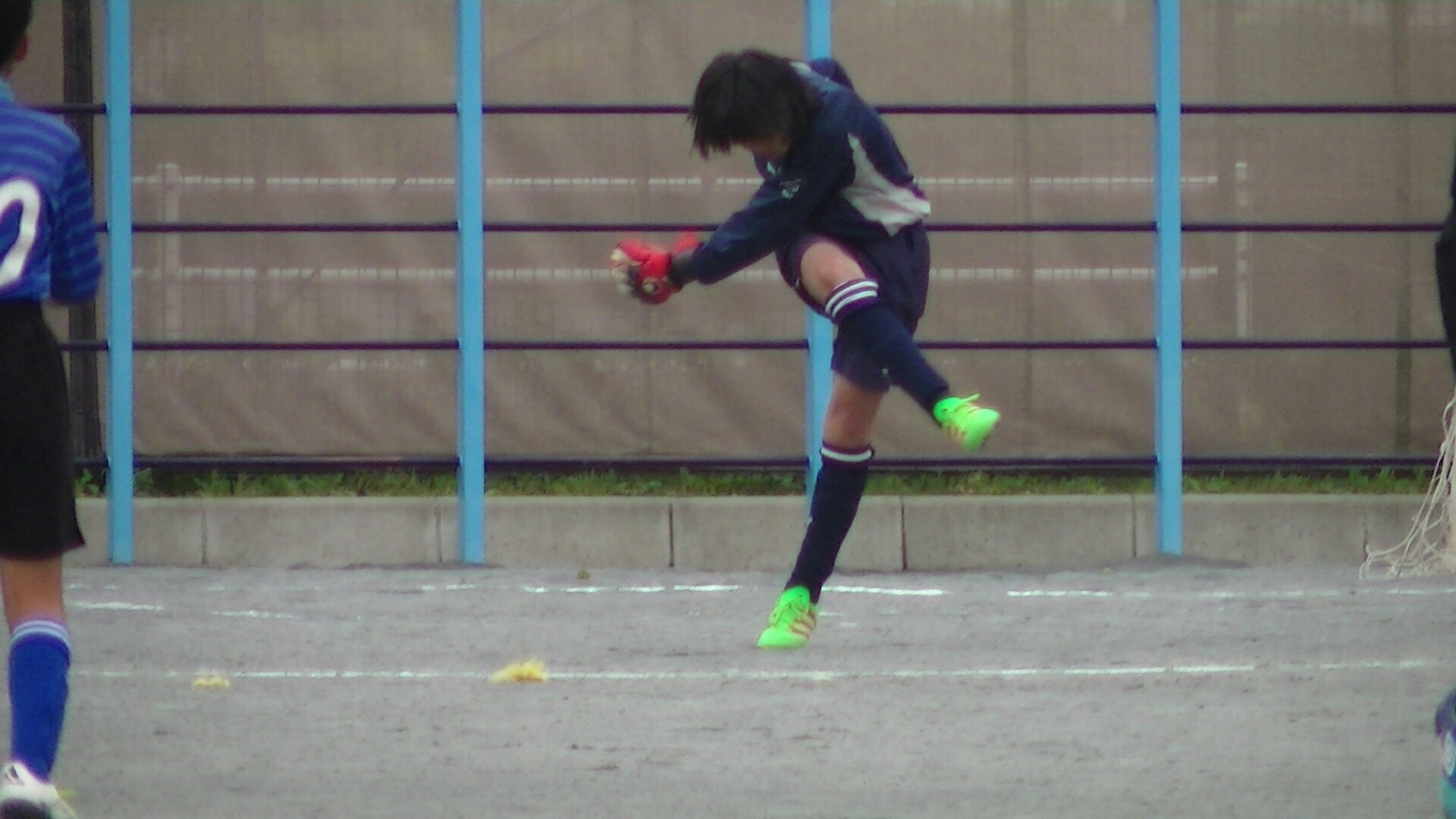 4月24日FAリーグ U-12