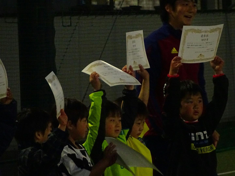 2/25 U-6 J-FRONTAGE CUP 園児大会