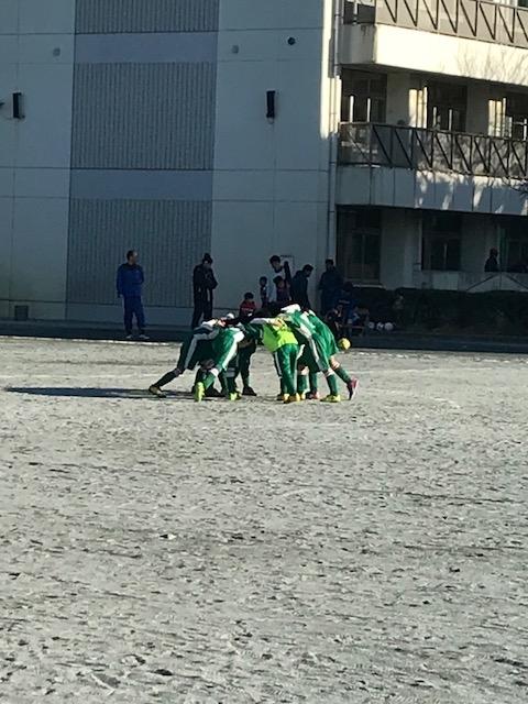 12月23日(土) U-8 リスト杯