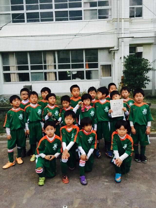 明浜カップ U-7(1年生)
