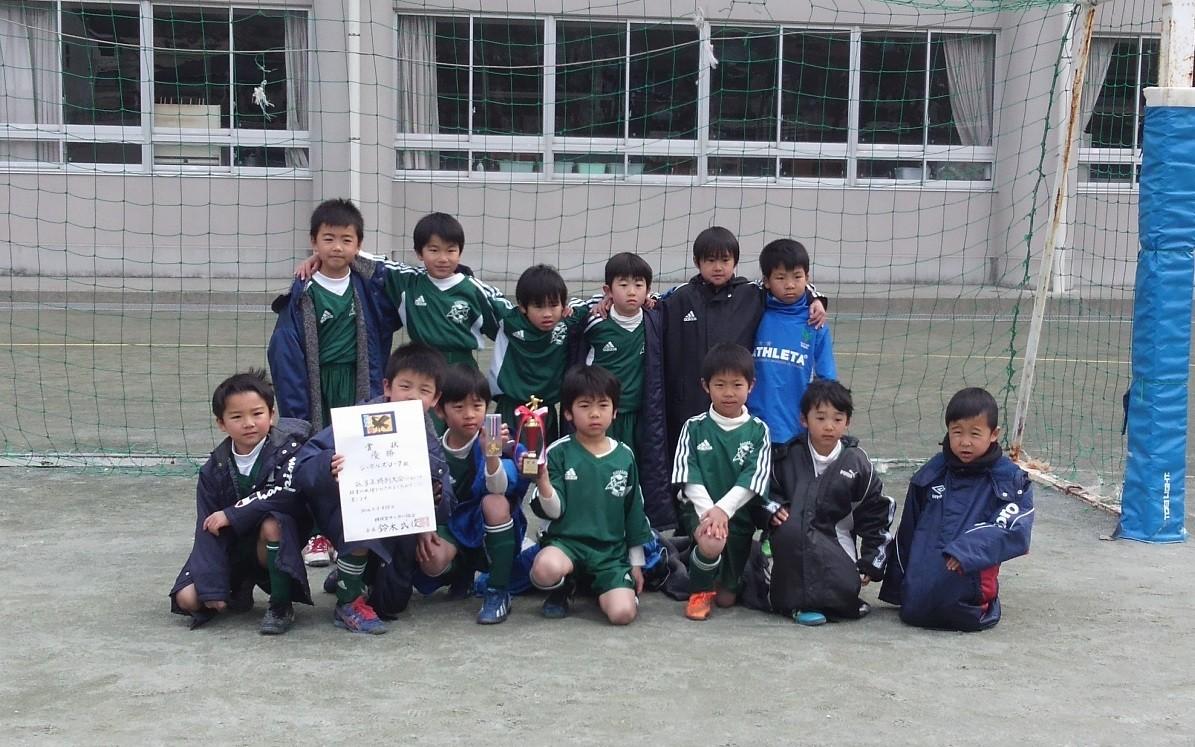 低学年冬の特別大会 U-7(1年生)