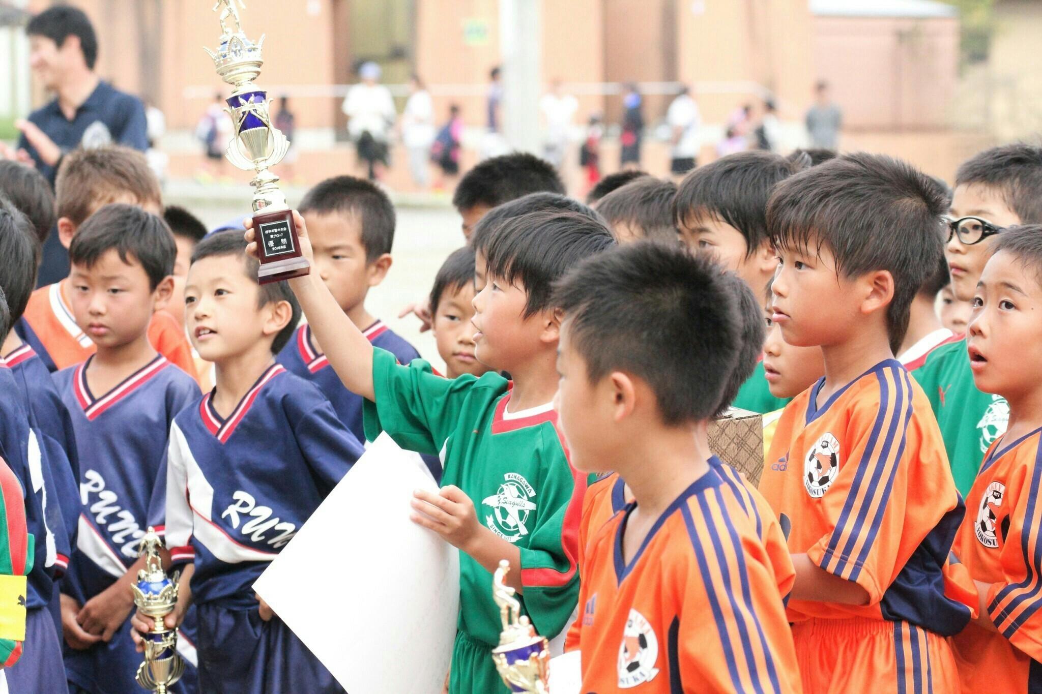 9/25 U-8 低学年特別大会