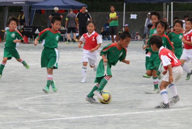 7月17日(月・祝) U-8 シーガルズ杯