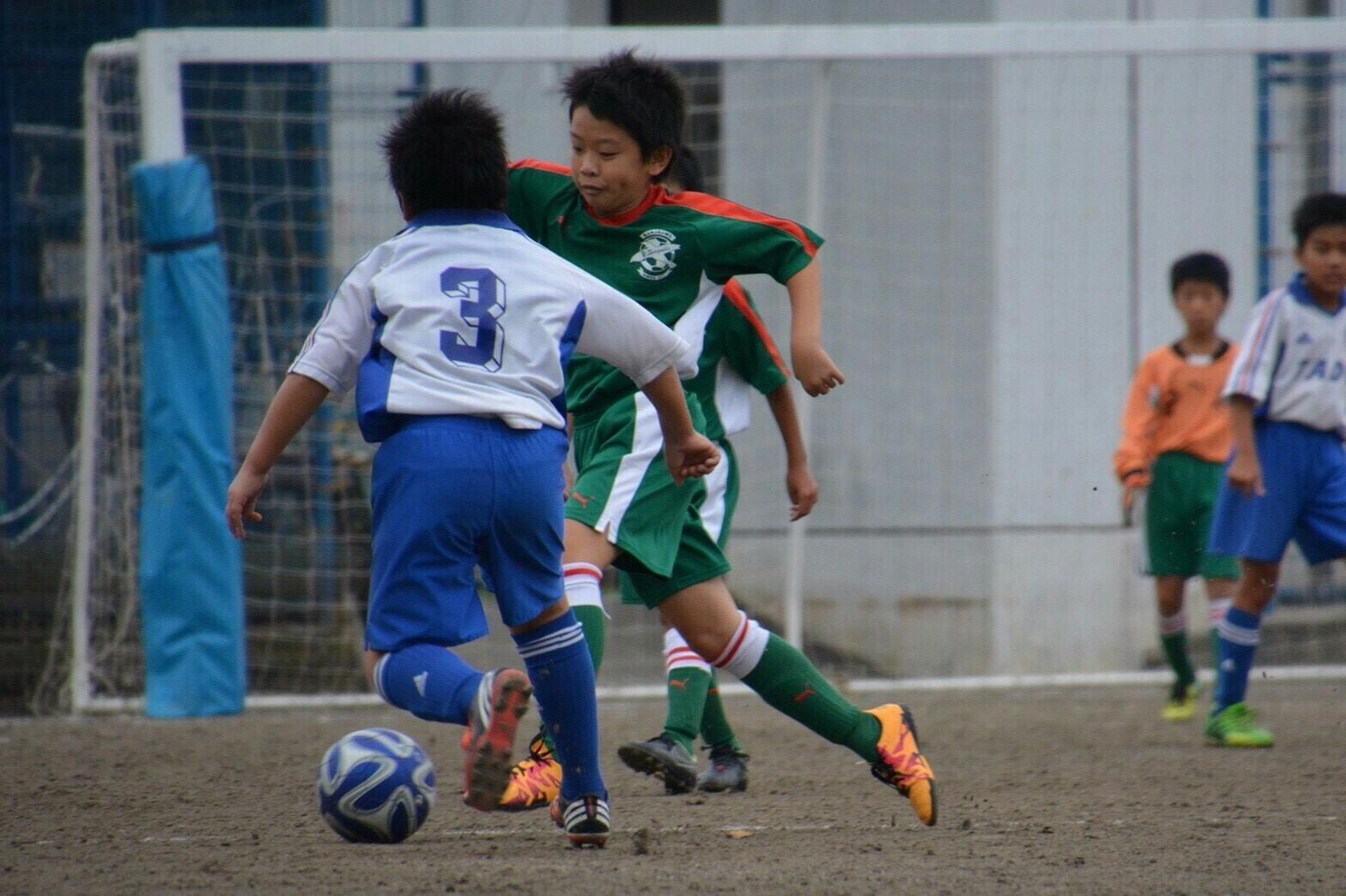 9/19 U-11 三春カップ
