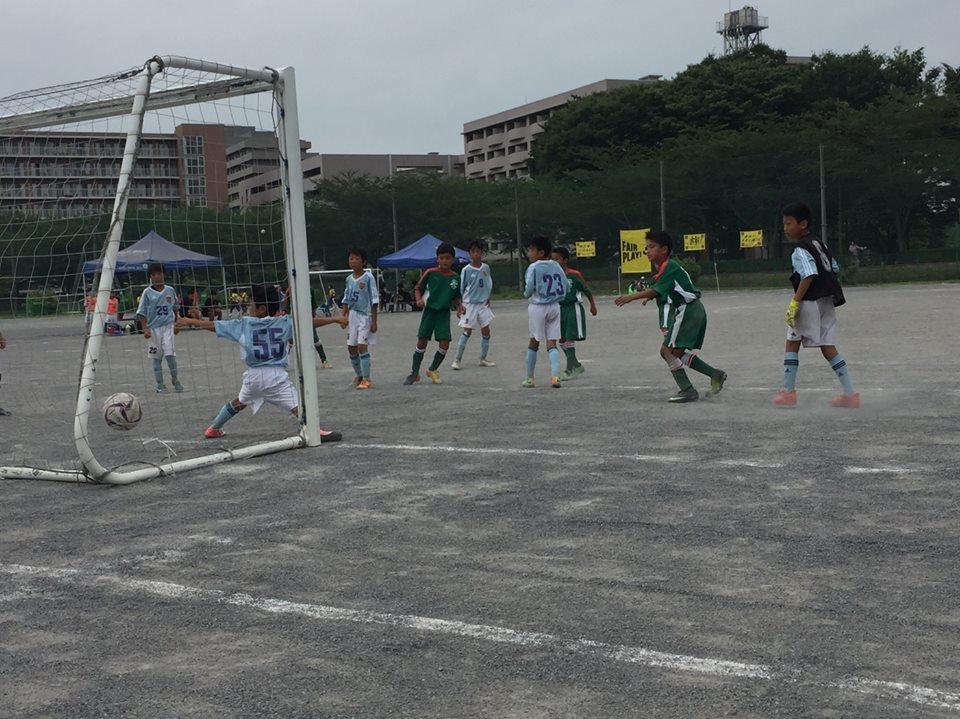7月23日(日) U-10 まむし東スタ杯招待大会