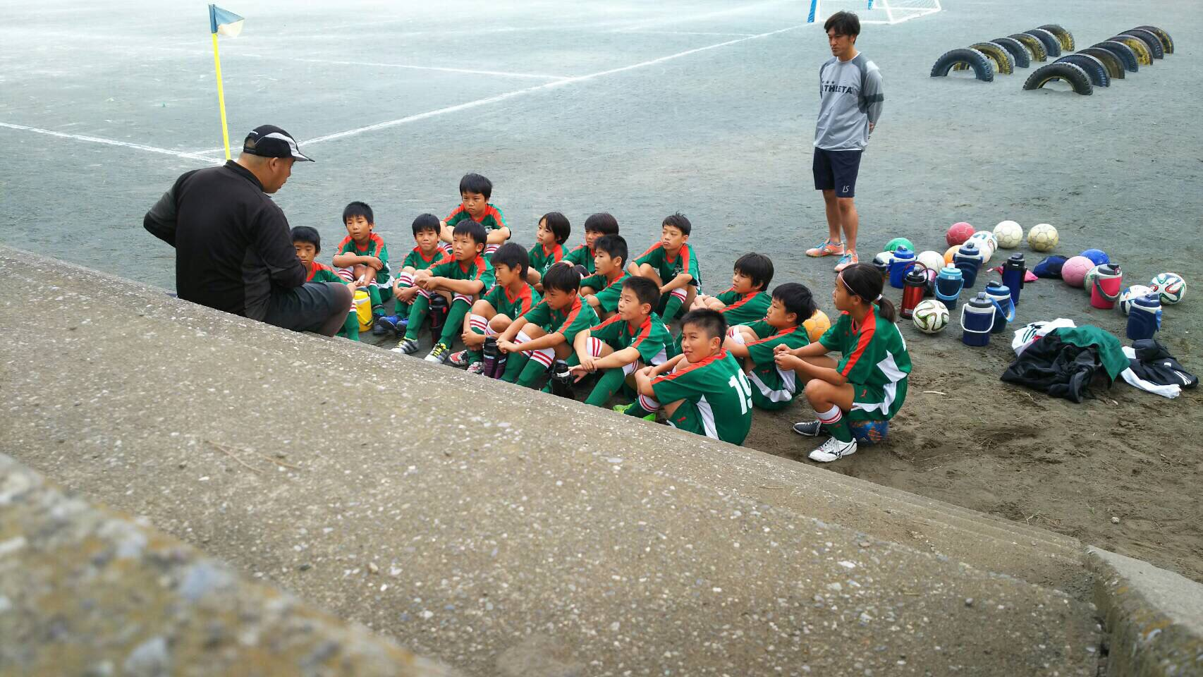 10/23 U-11 KTSリーグ&TRM