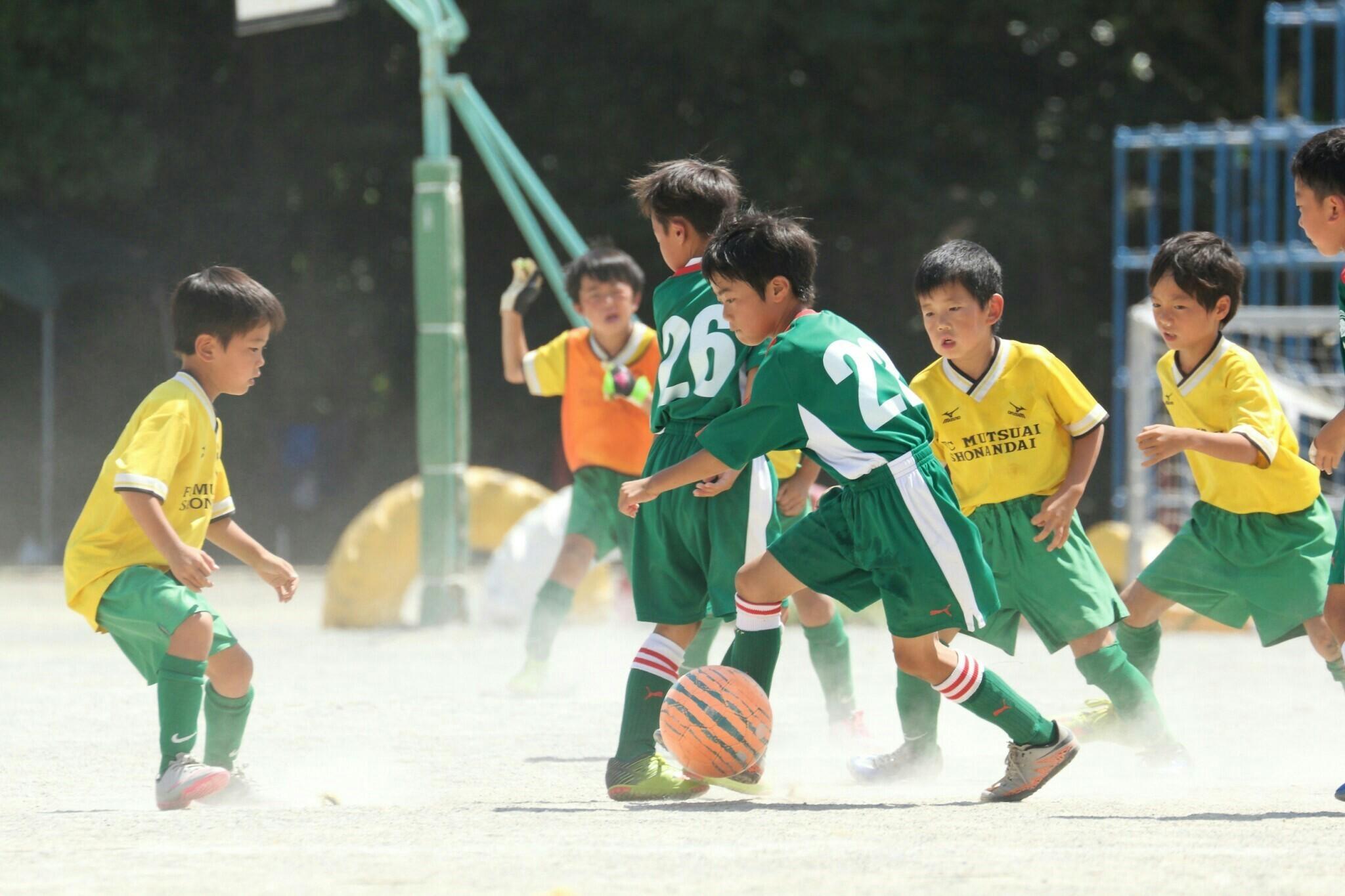 7/18 U-8 初声ジュニアカップ