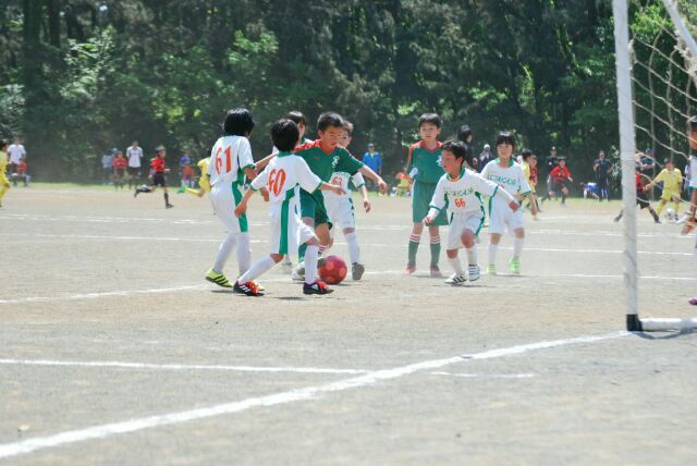 4月30日(日) U-9 湘南チャレンジ杯U-9大会