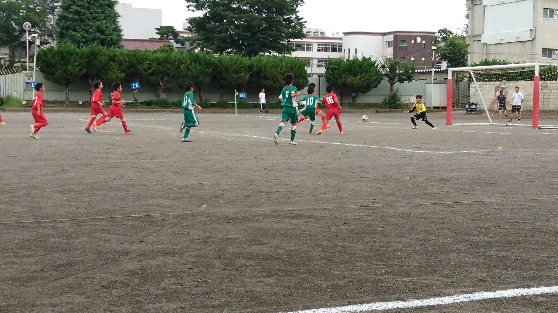 7月2日(日) U-11 246フレンズカップ