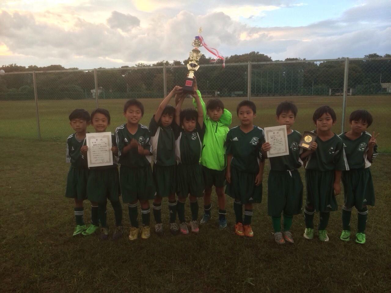 湘南チャレンジ杯 U-8(2年生)