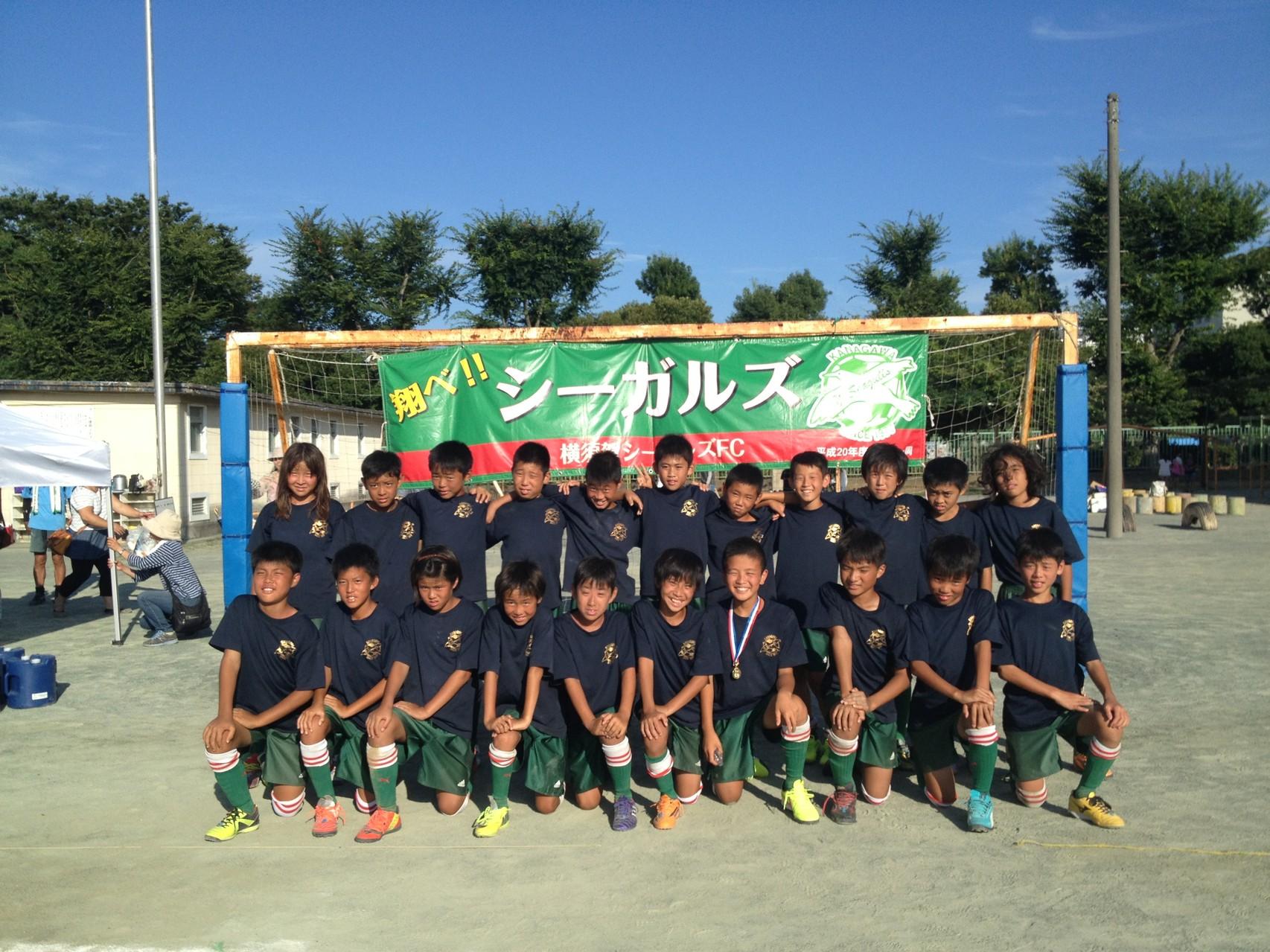 かもめ杯 U-12(6年生)