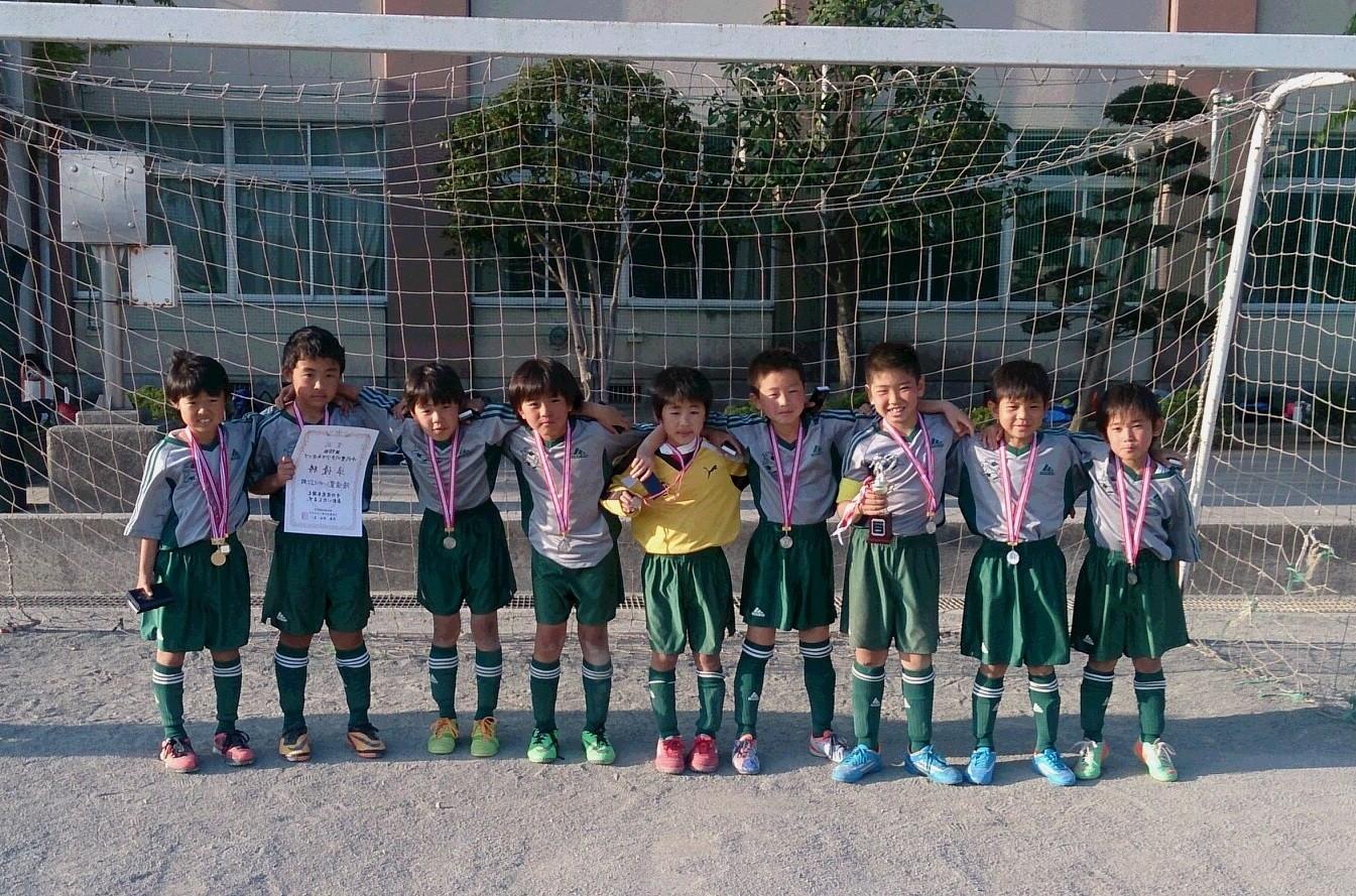 千代豊川タツマキカップ U-9(3年生)