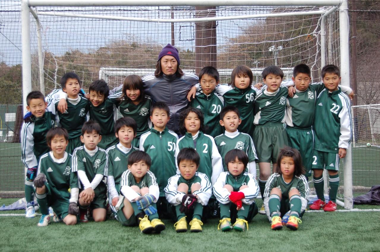 初蹴り大会 U-10(4年生)