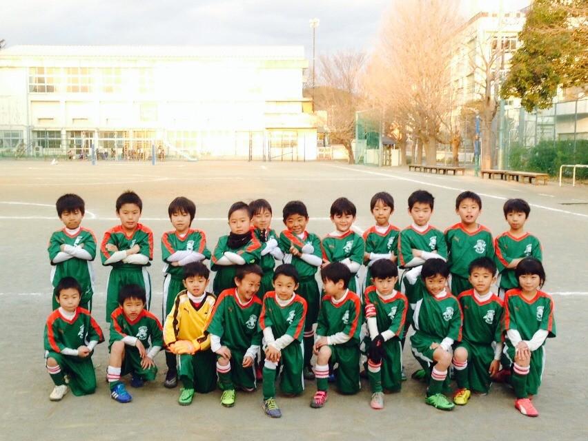 三浦半島大会U-8(2年生)