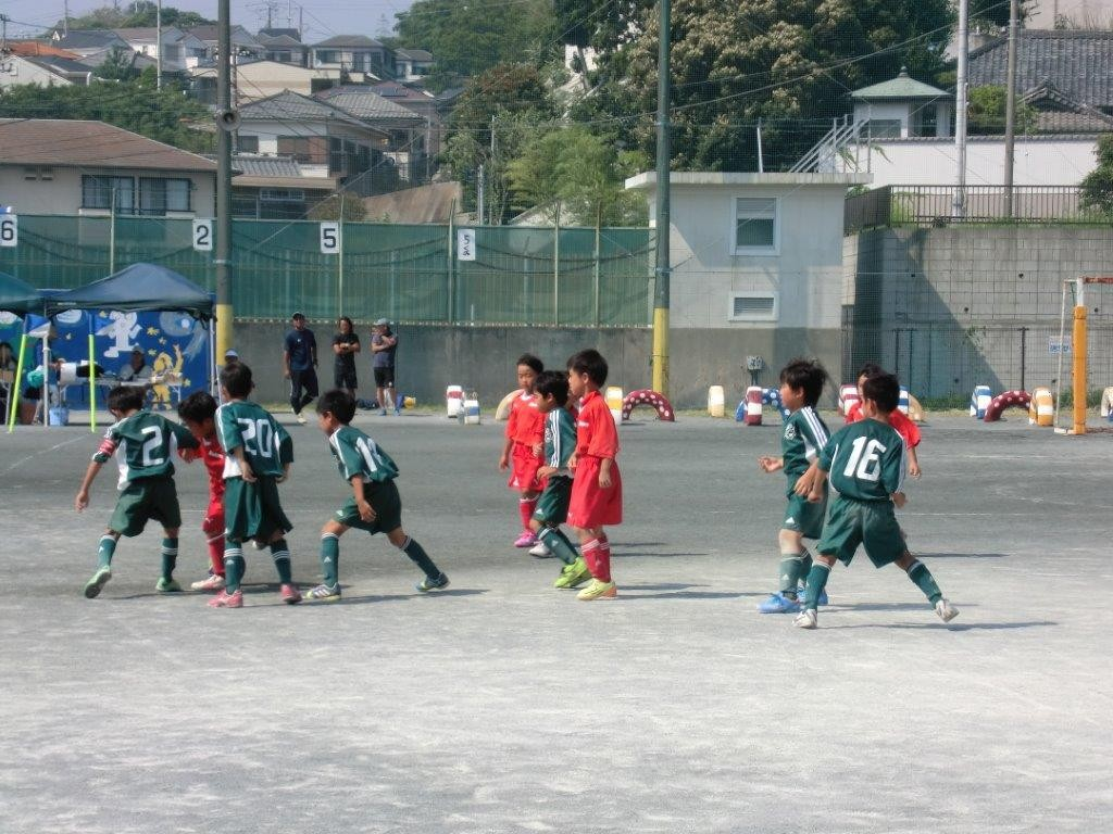 シーガルズ杯 U-8(2年生)