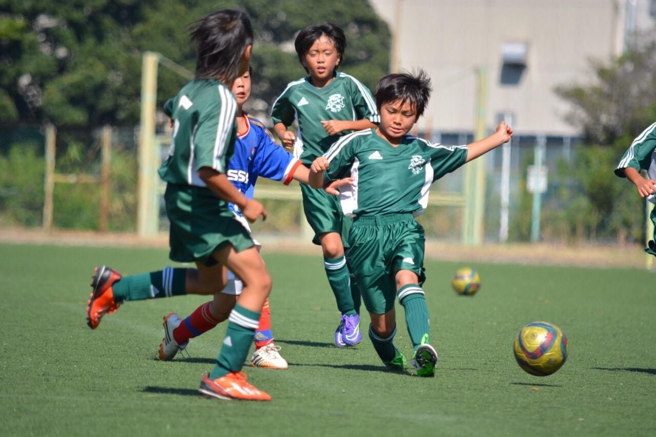 トレーニングマッチ U-10(4年生)