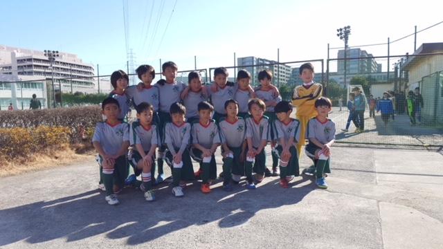 1月13日(土) U-10 日産CUP争奪第44回神奈川県少年サッカー選手権