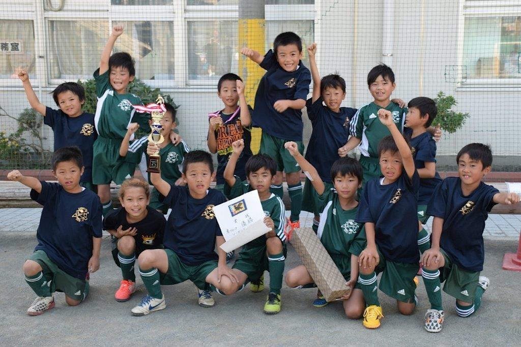 低学年夏の特別大会 U-8(2年生)