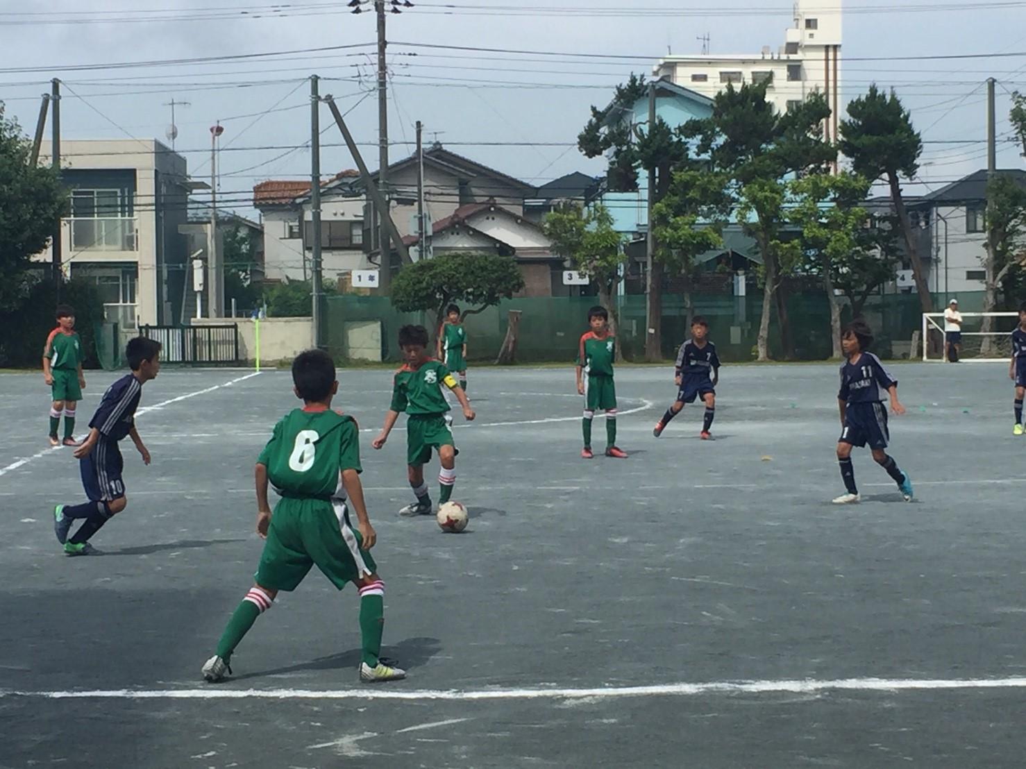7月22日(土) U-11 リスト杯