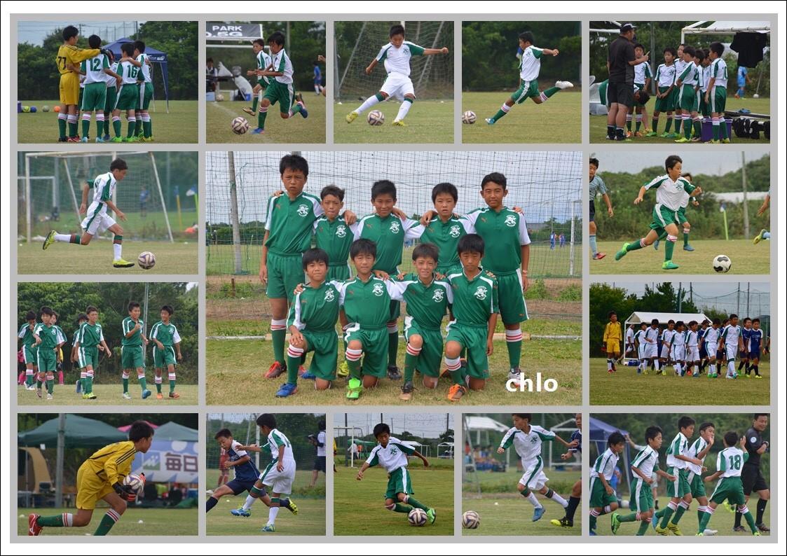 8月11日(金・祝)~13日(日) U-12 波崎ジュニアカップ 遠征