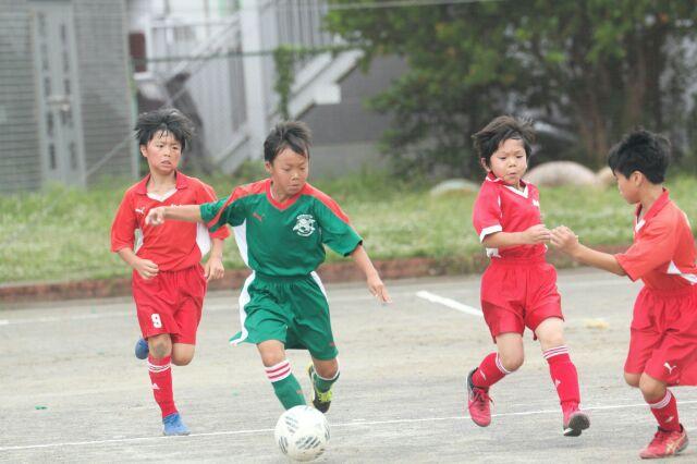 7月1日(土) U-9 三春SCフレンドリーカップ
