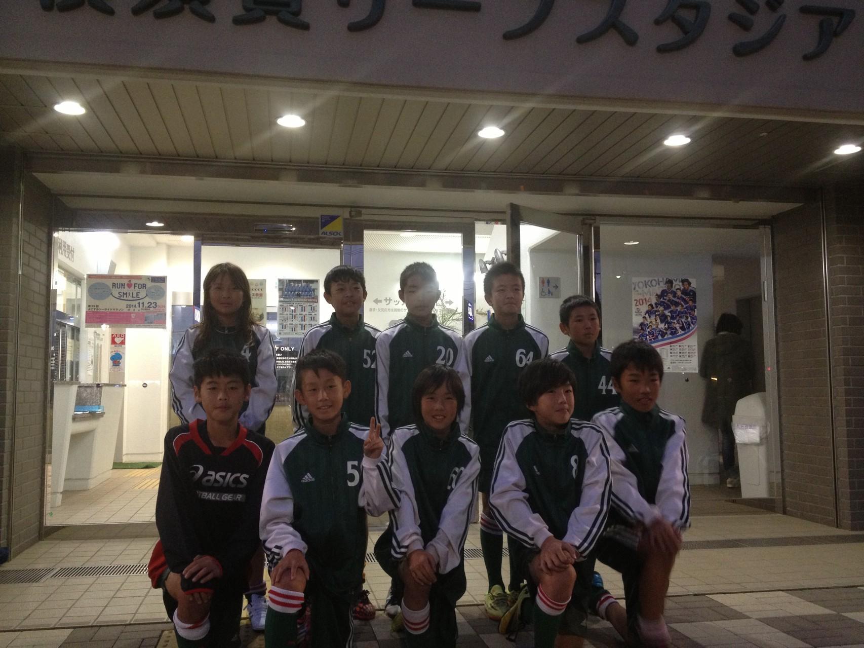 J:COM湘南杯 U-12(6年生) シーガルズEAST