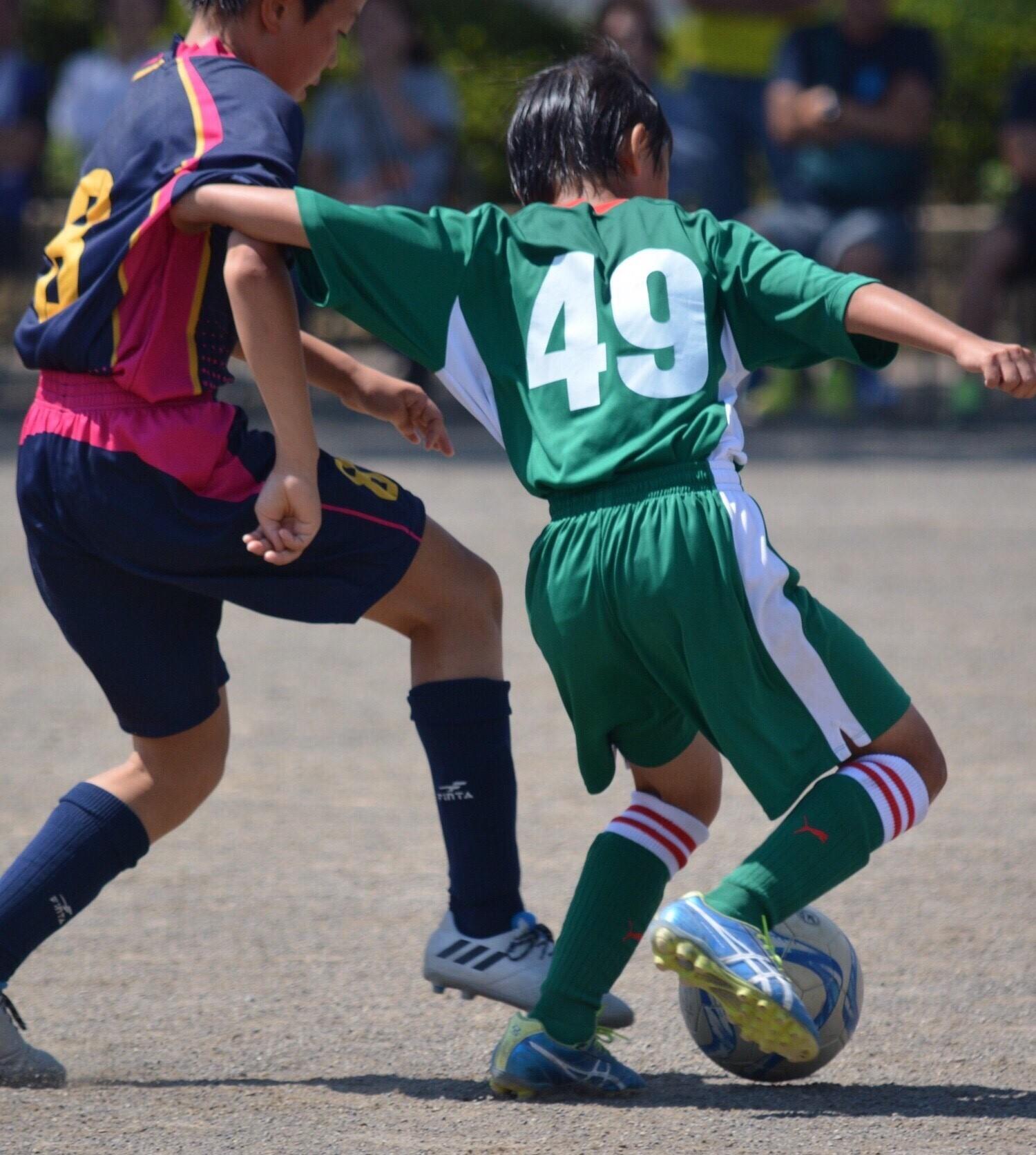 6/26 Uー11 KTSリーグ