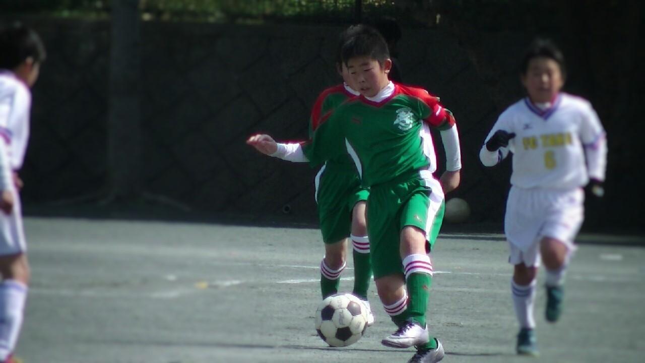 第31回246スプリングカップサッカー大会