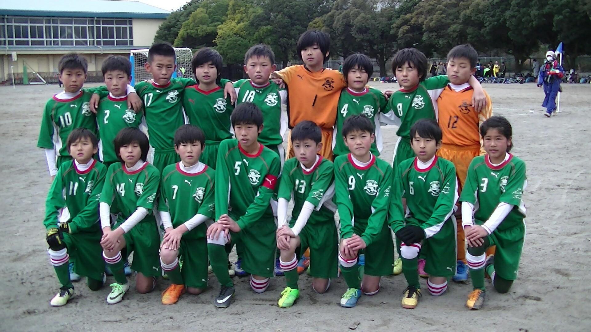 1/14 U-12 神奈川県少年サッカー選手権大会