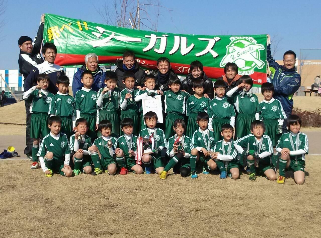 三浦半島大会 U-8(2年生)