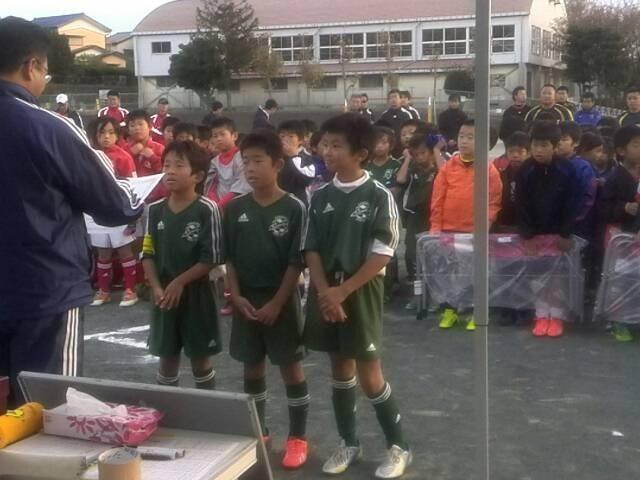 シーガルズ杯 U-9(3年生)