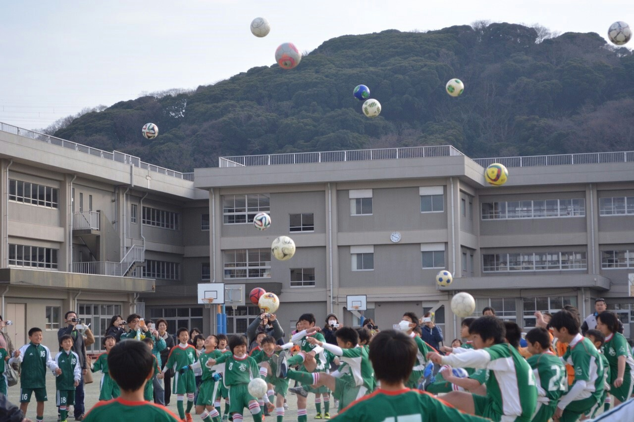 第39回 卒団式(6年生を送る会)