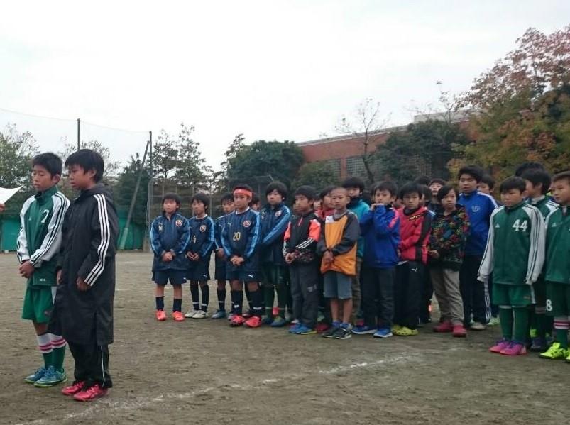 サンダースカップ U-11(5年生)