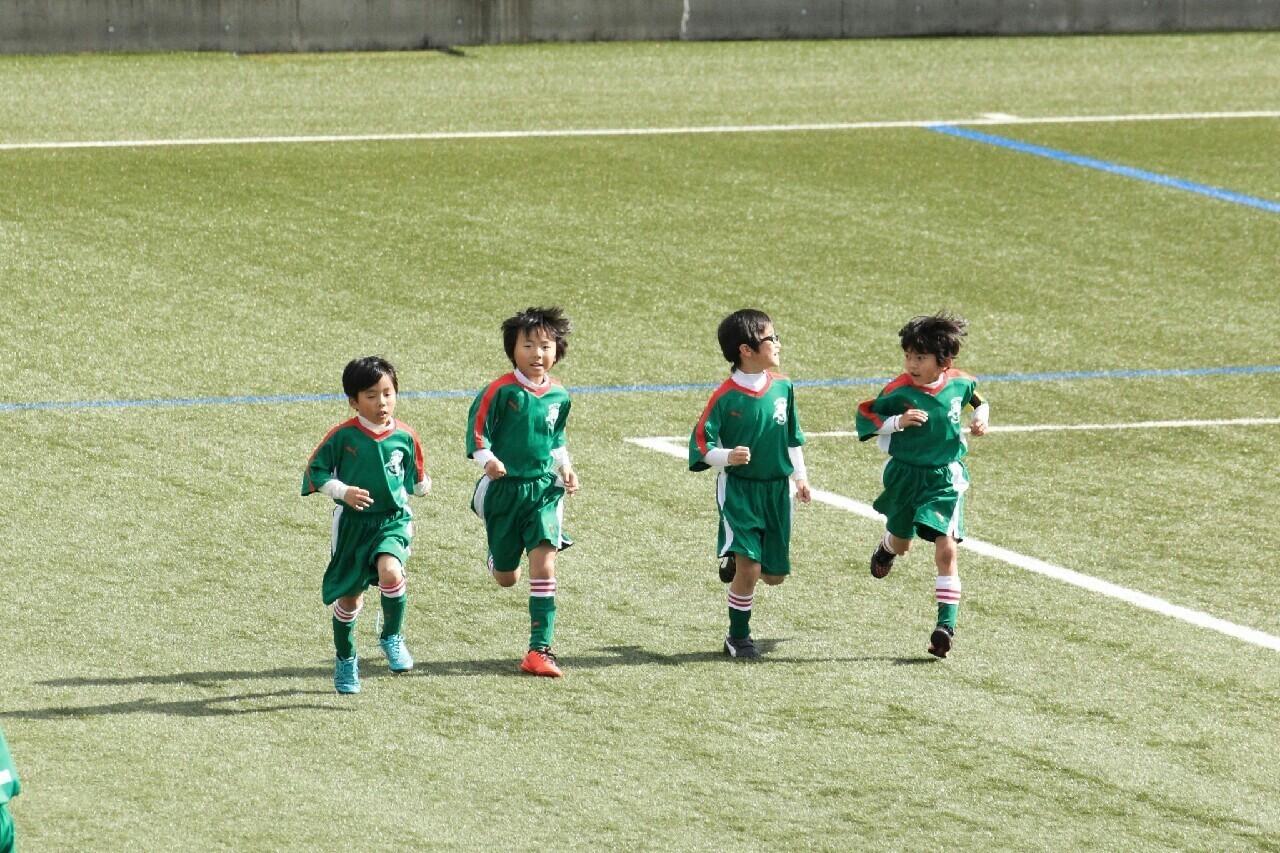 三浦半島大会 3位決定戦 U-7(1年生)