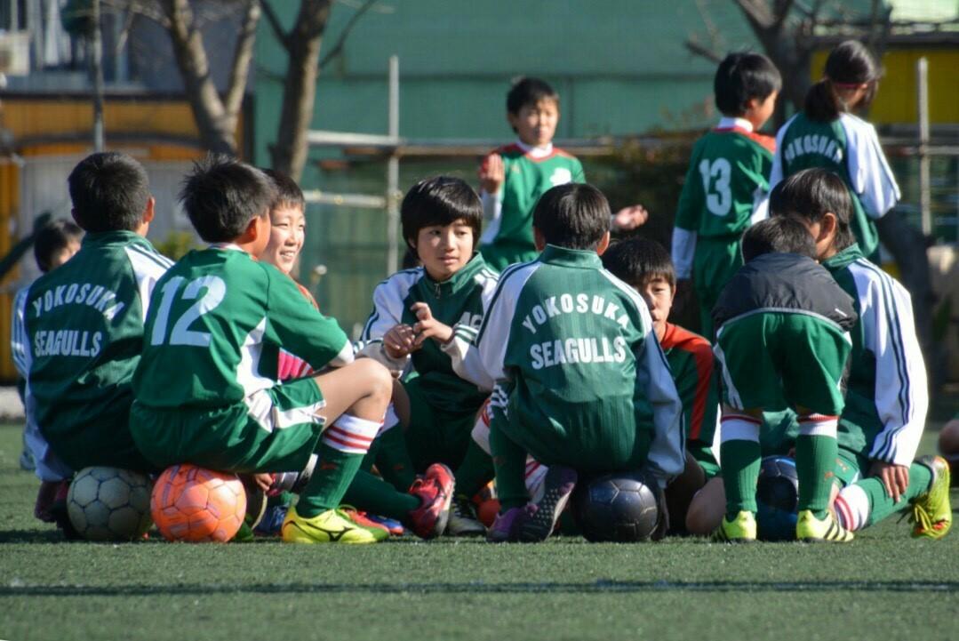 1/3 横須賀シーガルズFC 初蹴り