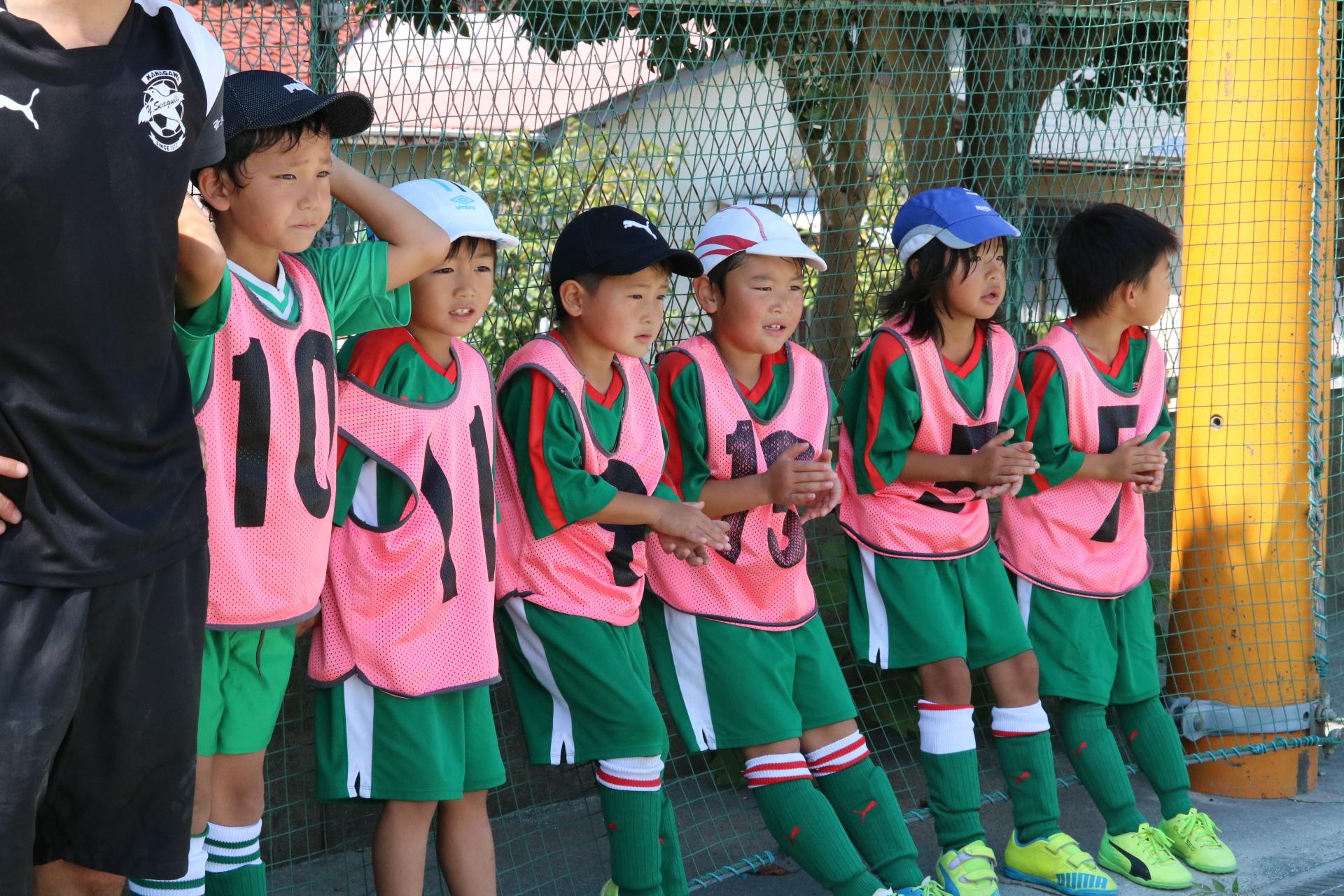 9月10日(日) U-7 低学年夏の特別大会