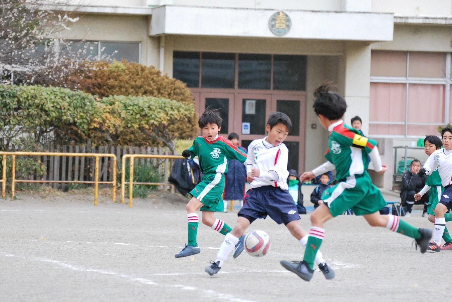 2月25日(土) U-9 上宮田杯