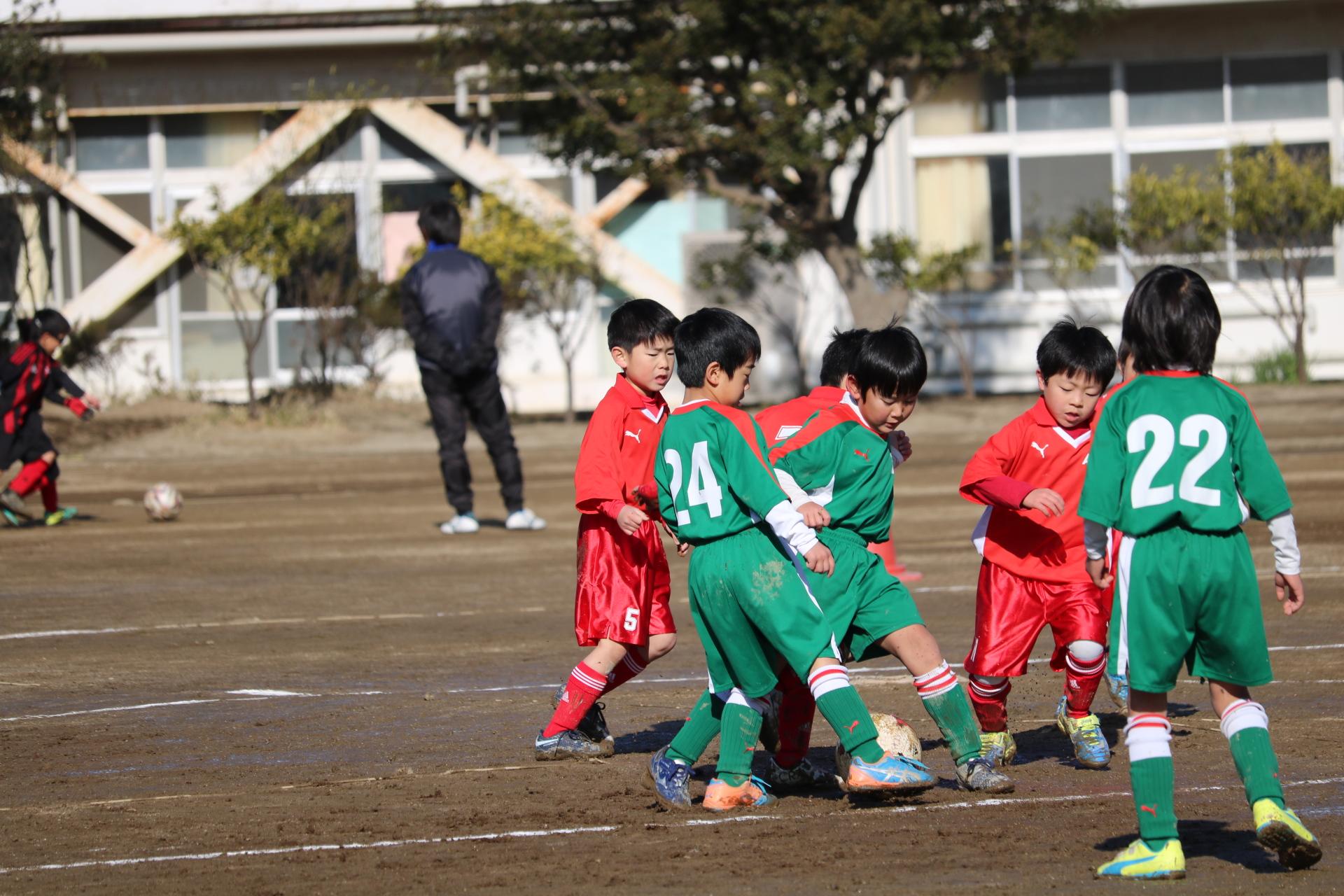 1月27日(土) U-7 三浦半島大会