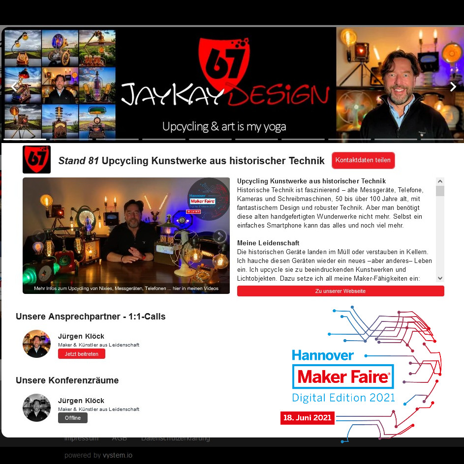 Maker Faire Hannover - Digital Edition 2/2